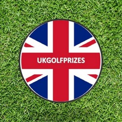 UKGOLFPRIZES LOGO ON GRASS 250x250